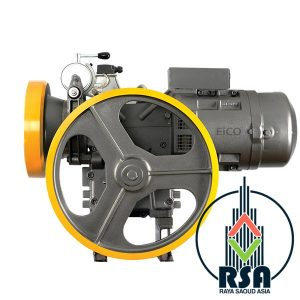 موتور آسانسور الکو 6/1 کیلووات