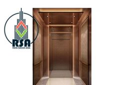 Interior-decoration-of-the-elevator-car
