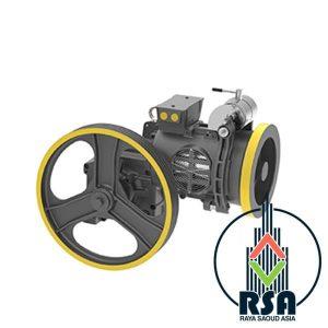 موتور آسانسور سیکور Re16