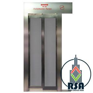 درب طبقات آسانسور یاران سایز 70