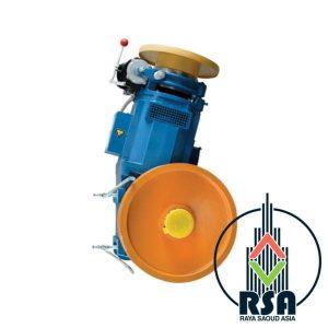 موتور آسانسور ساسی ایرانی 7.3 کیلووات